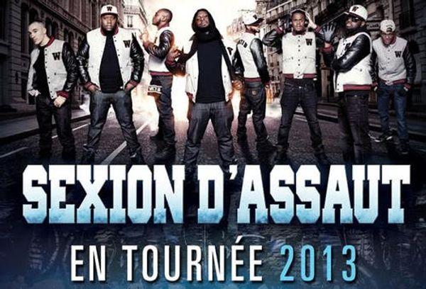 Concert Sexion D'Assaut