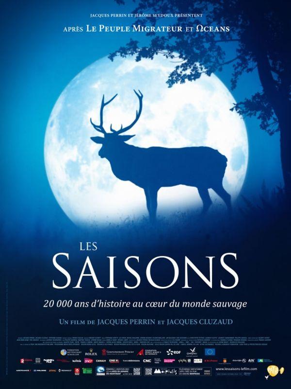 Cinéma: Notre avis sur le documentaire LES SAISONS.