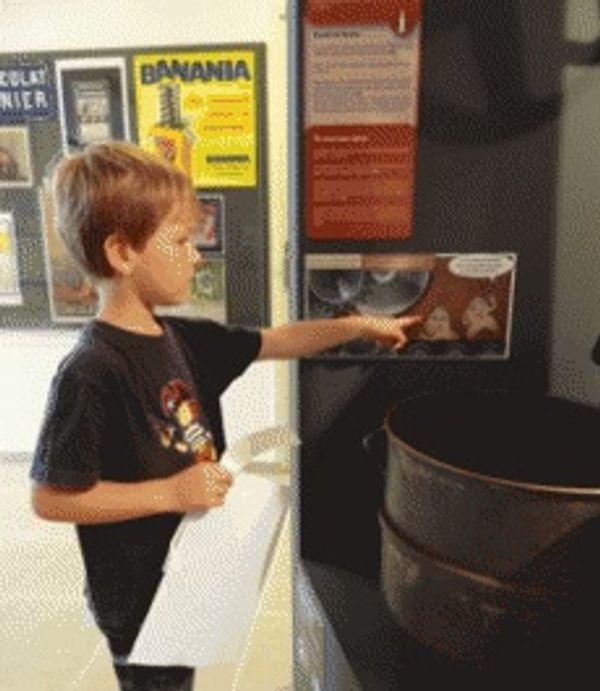 Vacances d'été au Musée gourmand du chocolat