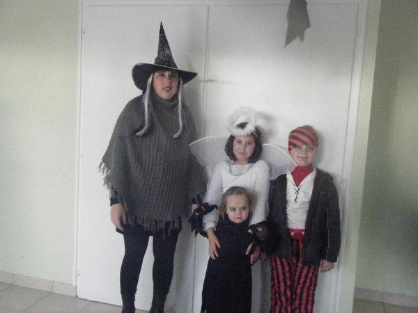 Et vous à Halloween vous faite quoi ? + Petit concours