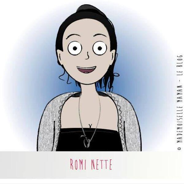 L'Ambassadrice Romi Nette
