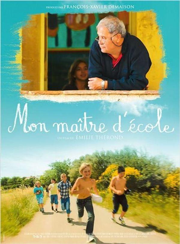 CONCOURS CINEMA: Mon Maître d'Ecole + 9 X 2 invitations à offrir