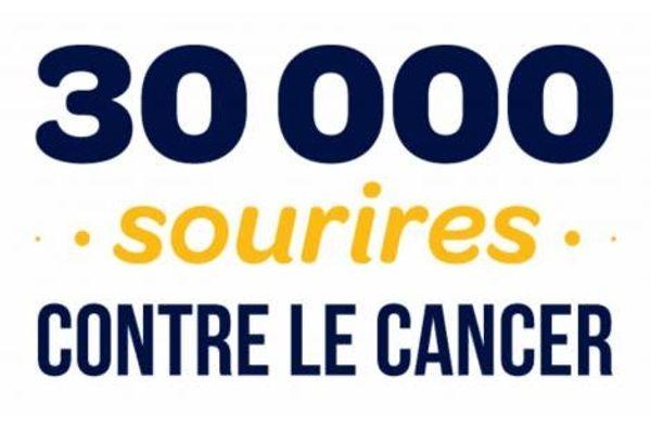 Opération 30 000 sourires contre le cancer avec SIGVARIS.