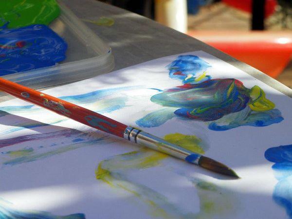 Fan de peinture / Fan de pictura