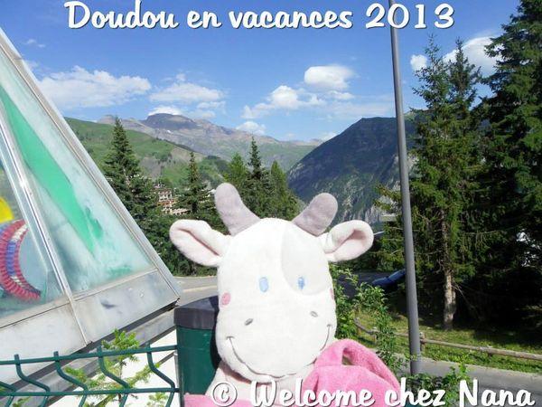 Doudou en vacances 2013 :)