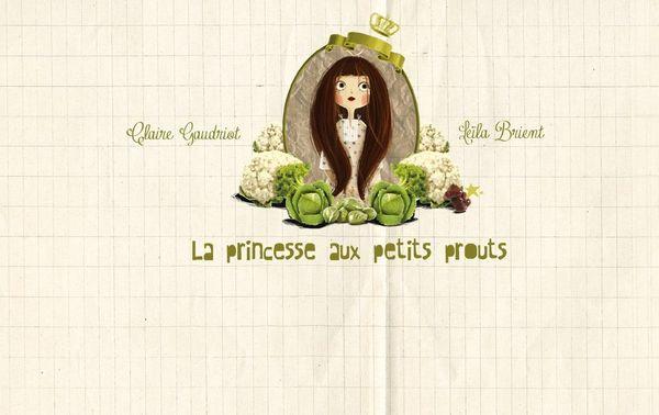 Fan de la Princesse aux Petits Prouts + 2 applis à offrir :)
