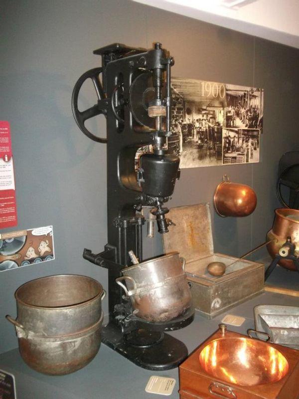 Musée du chocolat - 6e partie