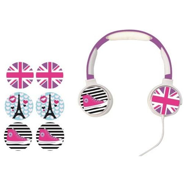 Le casque Girly by Teknofun