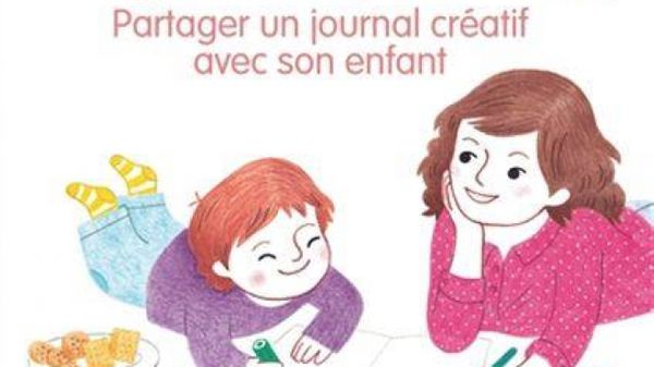 Partager un journal créatif avec son enfant