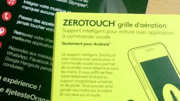 Transformer sa voiture en K2000 avec le Zero Touch #jetesteorange + CONCOURS