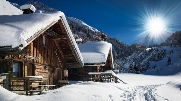 Menus d'hiver spécial montagne