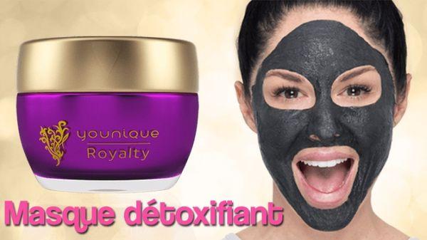 Un soin de qualité avec le masque détoxifiant de Younique