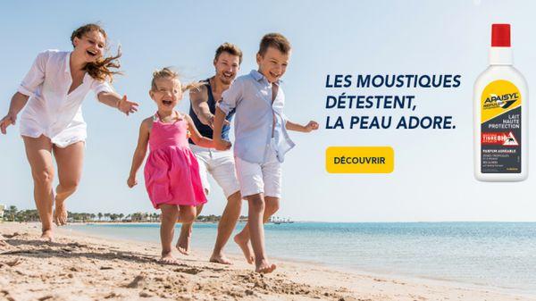 Concours anti-moustiques avec Apaisyl #VacancesApaisyl