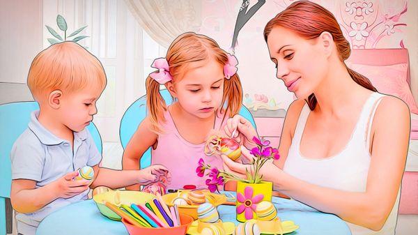 5 activités pour occuper les enfants