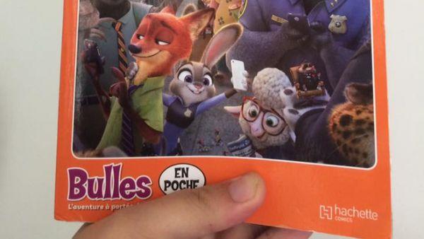 Des bulles en Poche avec Disney + concours
