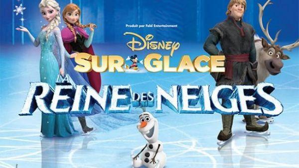 Idée sortie: La Reine des Neiges sur Glace!!