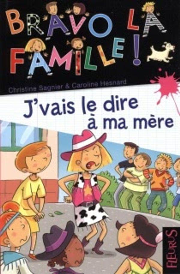 [Fleurus] J'vais le dire à ma mère, un petit livre pour parler du harcèlement à l'école !