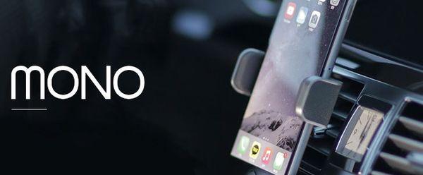 Le support de smartphone que votre voiture vous réclame à cor et à cri
