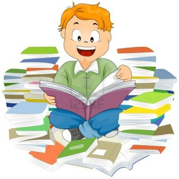Quelques livres de la bibliotheque de Nathan