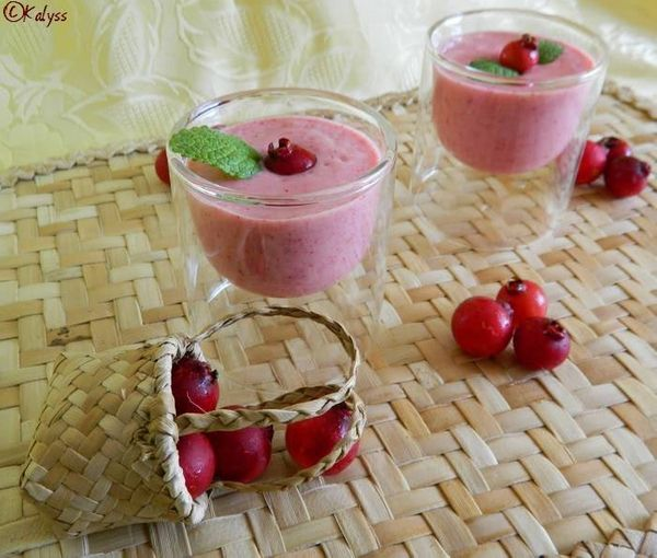 La recette coup de coeur du soir : La soupe de Goyaviers