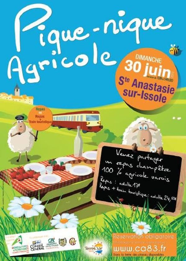 Pique-nique agricole 100% Var