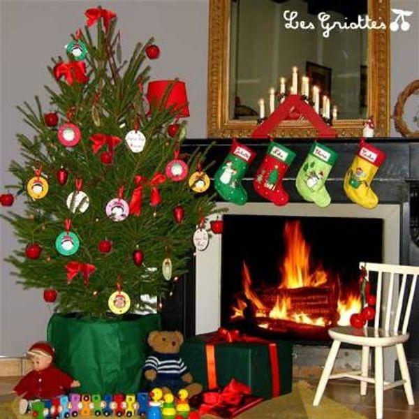 Le temps des cerises...euh de Noël avec Les Griottes!! + 1 cadeau