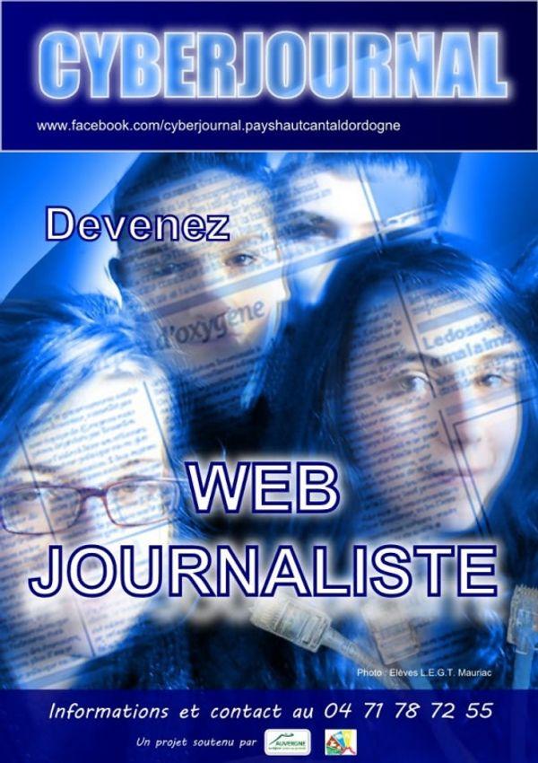 LE CYBERJOURNAL DU PAYS HAUT CANTAL DORDOGNE
