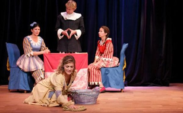 spectacle musical Cendrillon
