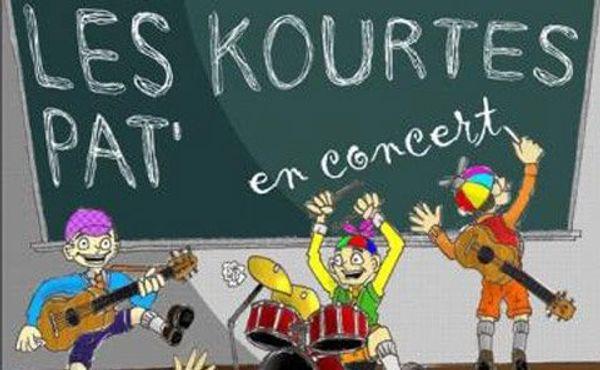 Les Kourtes Pat' - concert Jeune Public