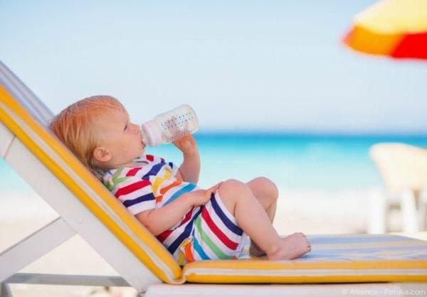 Les meilleures destinations de vacances avec des tout-petits.