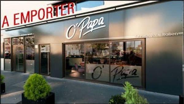 Le restaurant O'Papa