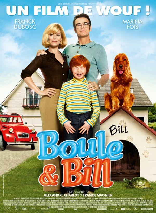 Boule et Bill....un film de wouf...notre avis :)