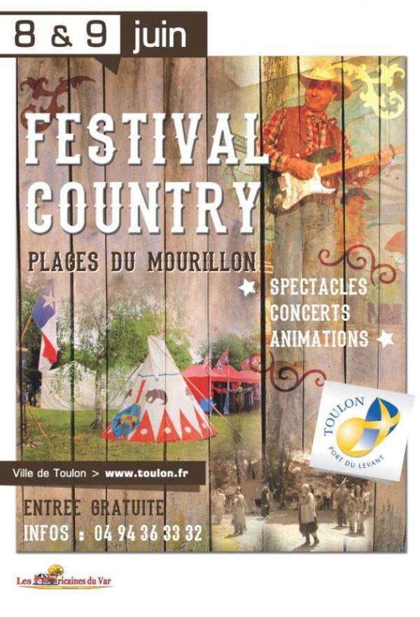 Festival de country à Toulon