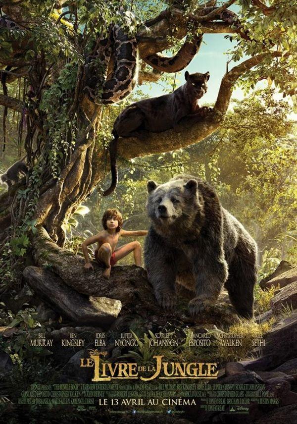 Concours / Cinéma: Le Livre de la Jungle - Disney
