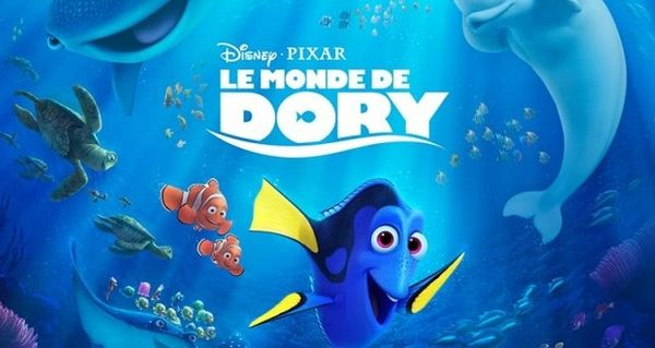 Le monde de Dory, univers merveilleux à découvrir en famille !!