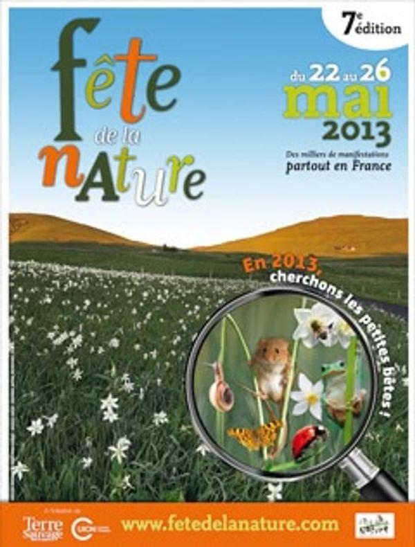 Fête de la nature du 22 au 26 mai 2013, plein d'activités en Dordogne