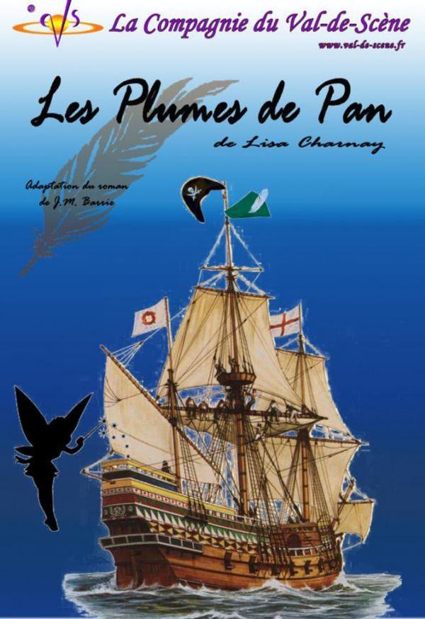 Spectacle Les plumes de Pan à Villeneuve Saint Georges