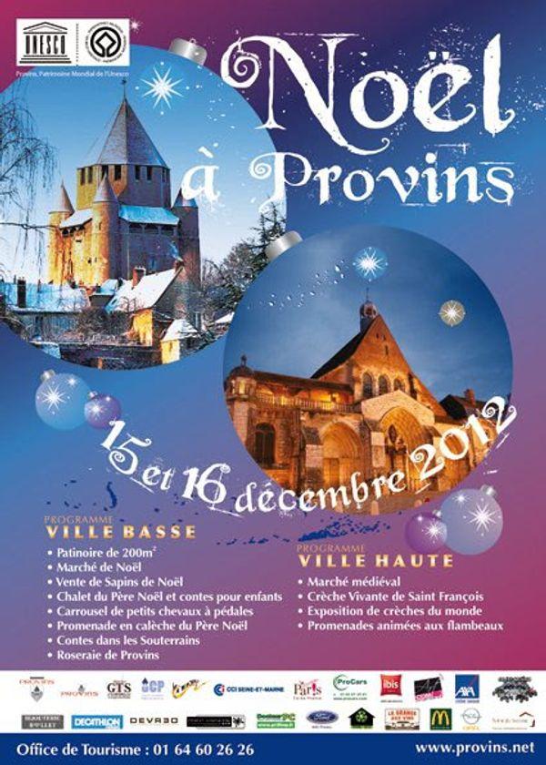 Noël à Provins 15 et 16 dec