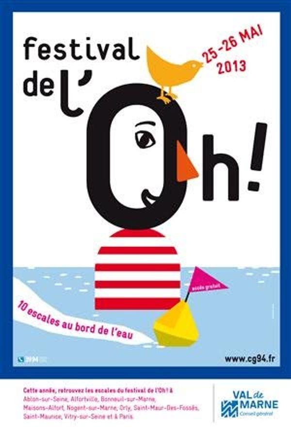 Festival de L'Oh ! 25/26 mai 2013