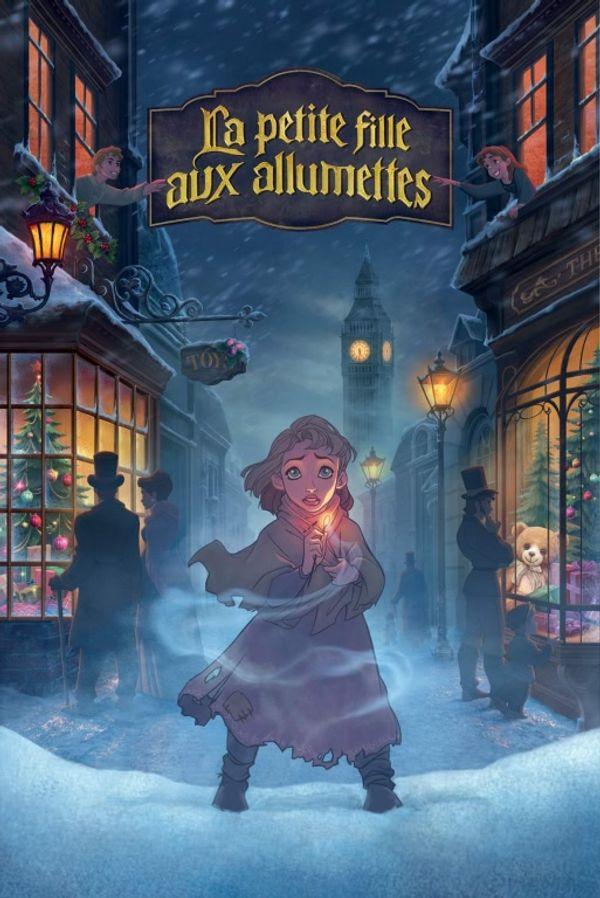 THEATRE: La Petite Fille aux Allumettes....MAGIQUE!!