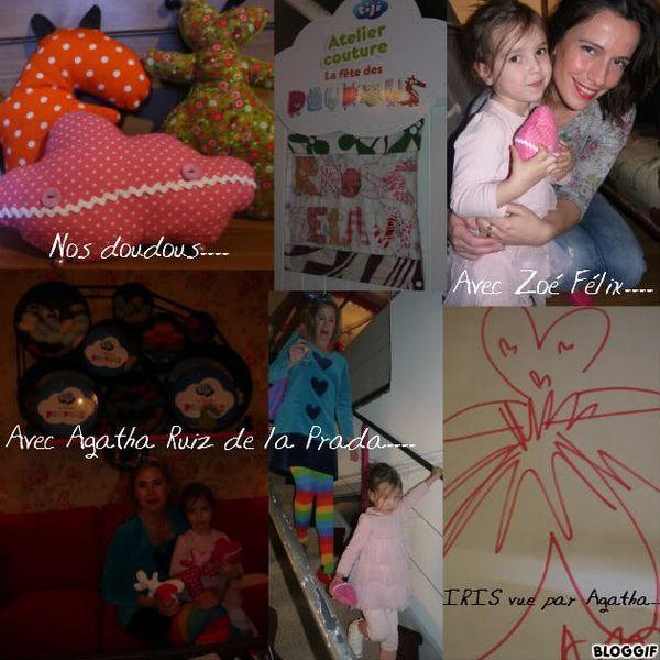 Fête des doudous / Les toiles enchantées / Atelier Rrose Selavy