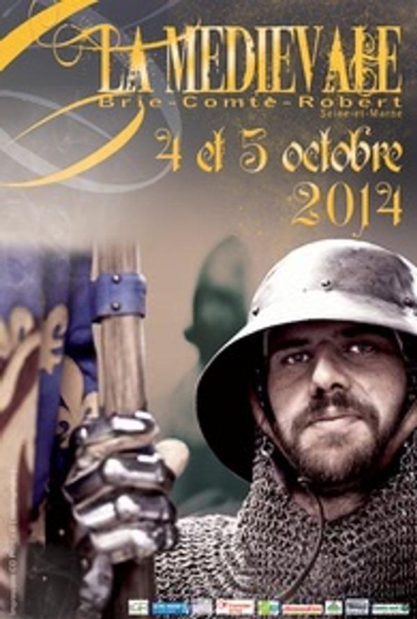 Les médiévales de Brie 4 & 5 octobre 2014