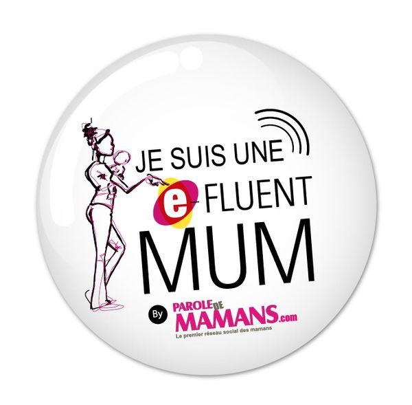 Chouette : E-fluent Mum chouette, chouette !