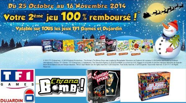 Préparons Noël avec DUJARDIN - TF1 Games + CONCOURS