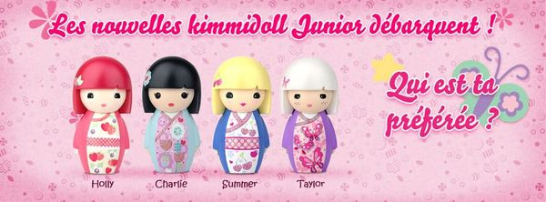 Résultats concours Kimmidoll