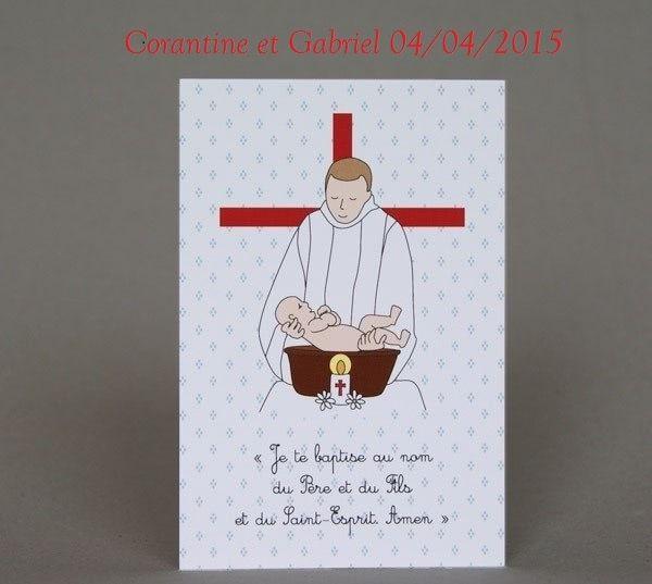 Le Baptême des Enfants