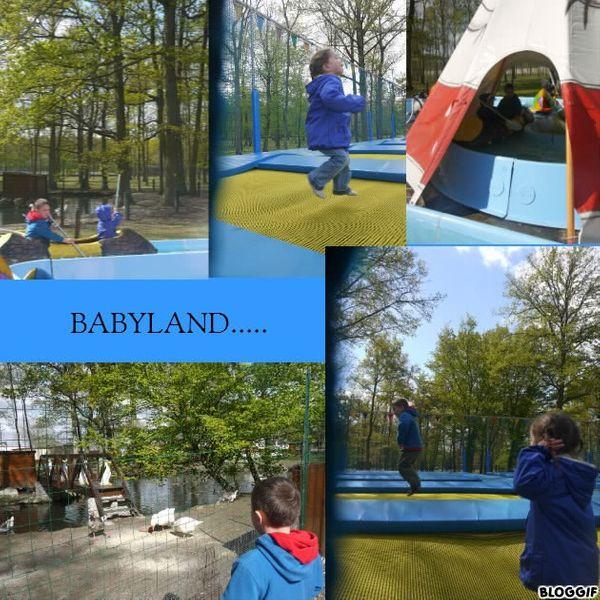 Une super journée à Babyland Amiland....(91)