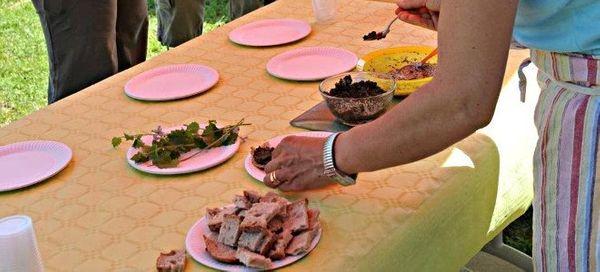 Céréal'Party atelier culinaire à Nesmy