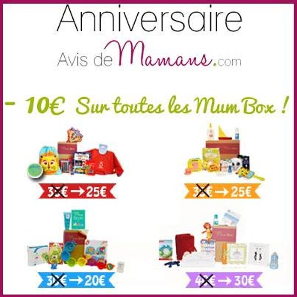 Ma MumBox +concours