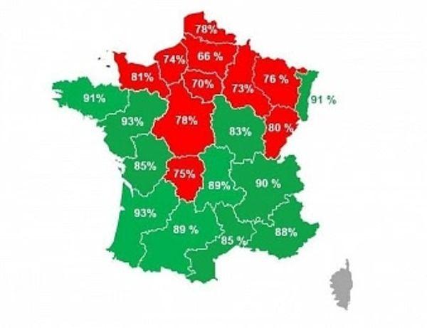 Le Pays de Loire une Région ou il fait bon vivre